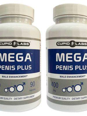 Mega Penis Plus таблетки за уголемяване на пениса