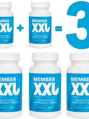 Member XXL таблетки уголемяващи пениса